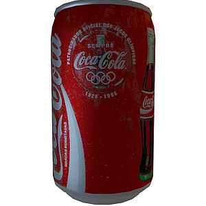 可口可乐模型3d模型