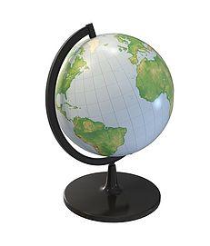 <font class='myIsRed'>地球</font>仪3d模型