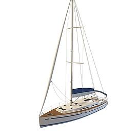 3d私人<font class='myIsRed'>帆船</font>模型