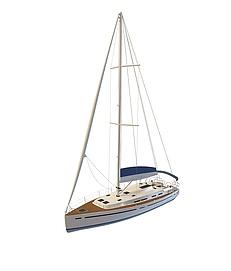 私人<font class='myIsRed'>帆船</font>3d模型