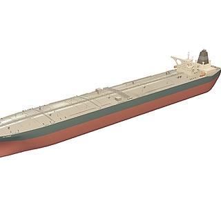 航海货轮3d模型