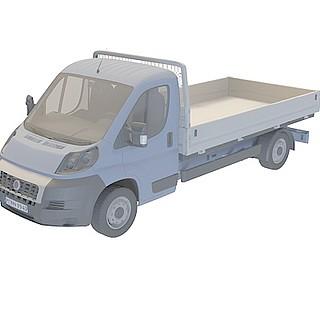 小货车3d模型