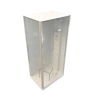 简易浴室3d模型