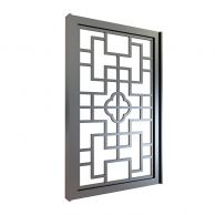 中式镂花窗3D模型3d模型