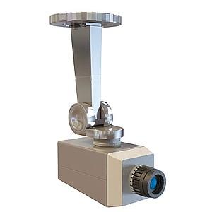 3d监控摄像头模型
