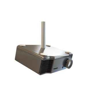 投影机3d模型