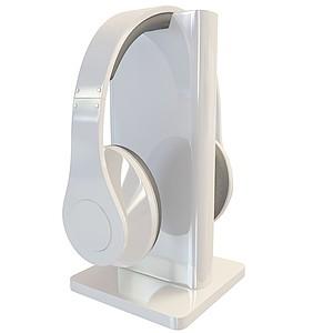 數碼音樂耳機模型