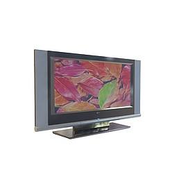 LG高清<font class='myIsRed'>电视机</font>3d模型