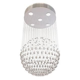 水晶玻璃吸顶灯3d模型