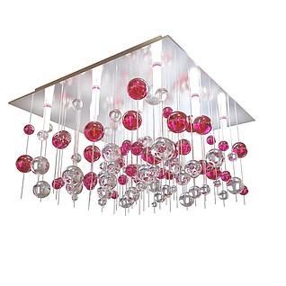水晶球吸顶灯3d模型
