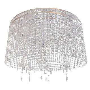 餐厅水晶流苏吸顶灯3d模型