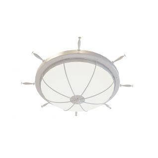 车轮形吸顶灯3d模型