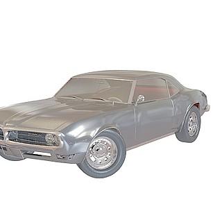 GT跑<font class='myIsRed'>车</font>3d模型