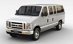 商务车模型3d模型