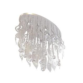 欧式水晶吸顶灯3d模型