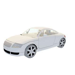 甲壳虫<font class='myIsRed'>汽车</font>3d模型