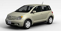 丰田两厢轿车模型3d模型