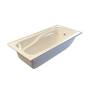 时尚陶瓷浴缸3d模型
