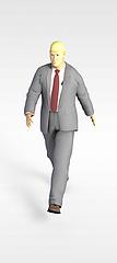 商务人士模型3d模型