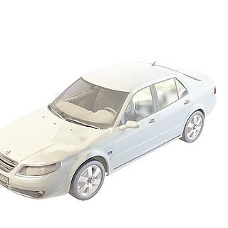 宝马轿<font class='myIsRed'>车</font>3d模型