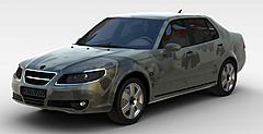 宝马轿车3D模型3d模型