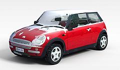 迷你车3D模型3d模型