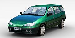商务小汽车3D模型3d模型