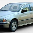 两厢轿车模型