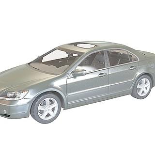 讴歌轿<font class='myIsRed'>车</font>3d模型