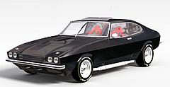 赛车模型3d模型