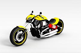 3d<font class='myIsRed'>摩托车</font>跑车模型
