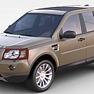 路虎SUV模型