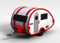 快餐车模型3d模型