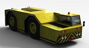 3d<font class='myIsRed'>工程車</font>模型