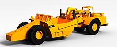 工地施工车3D模型3d模型