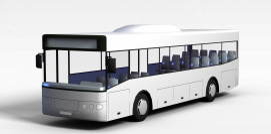 城市<font class='myIsRed'>公交车</font>3d模型