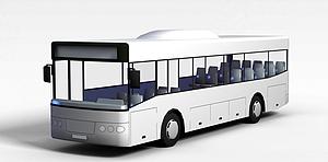 3d城市<font class='myIsRed'>公交车</font>模型
