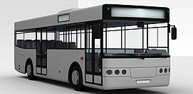 <font class='myIsRed'>公交车</font>3d模型