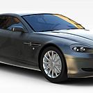 高级跑车模型