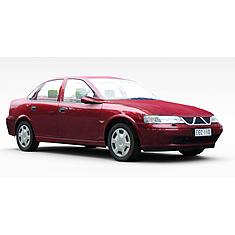 红色小汽车3D模型3d模型