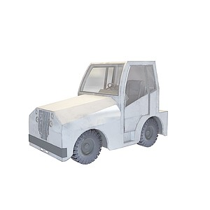 3d<font class='myIsRed'>卡車</font>車頭模型