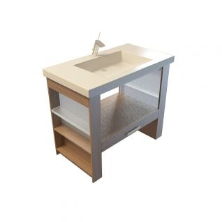 餐厅洗手台3d模型