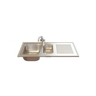 厨房水槽水龙头3d模型