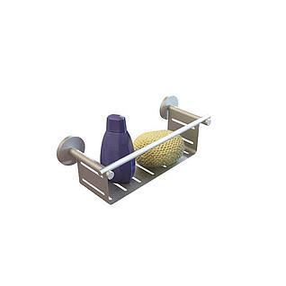 洗化用品架3d模型