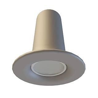 LED灯3d模型