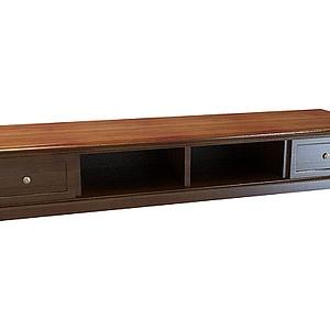 簡約歐式電視柜模型