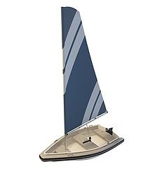小<font class='myIsRed'>帆船</font>3d模型