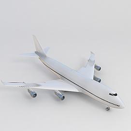 3d飞机模型