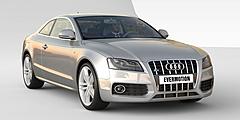奥迪轿车模型3d模型