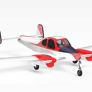 3d水上<font class='myIsRed'>飞机</font>模型